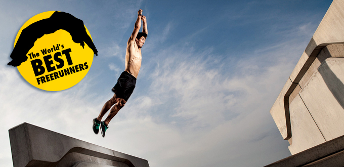 The World's Best Freerunners