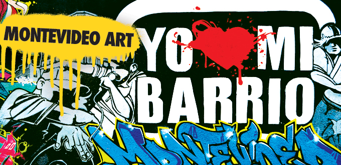 A Map for Street Art in Montevideo