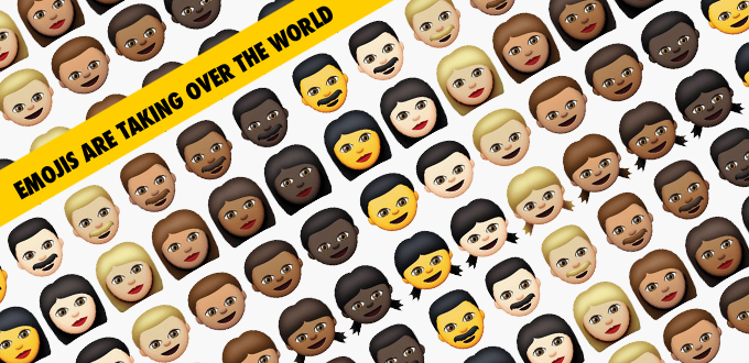 Emojis Are Taking Over The World