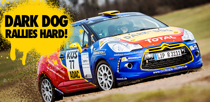Rallying Through Germany with DARK DOG