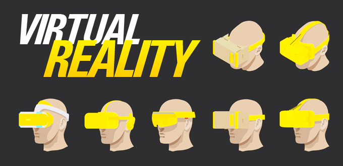 5 things you might not know about virtual reality