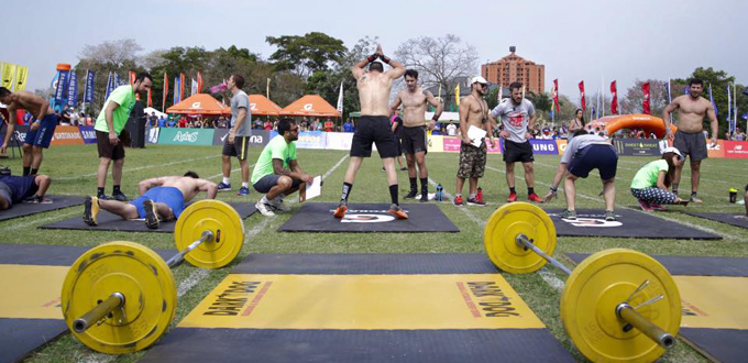 The story behind CrossFit