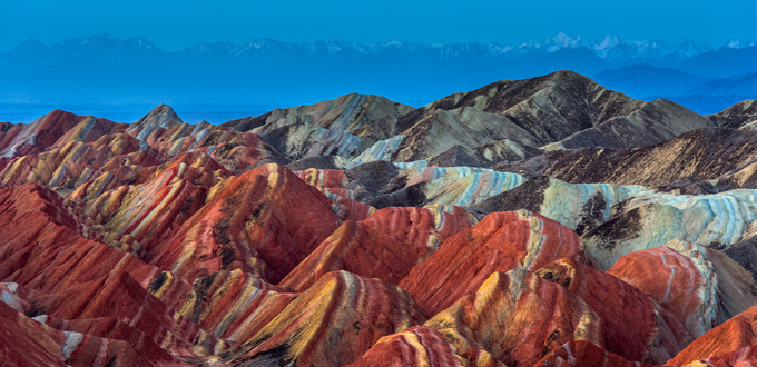 The most breathtaking natural wonders of the planet
